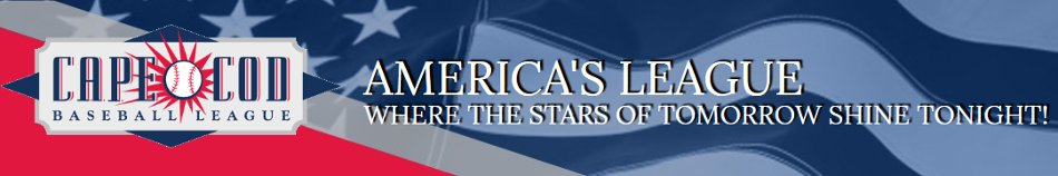 America's League: Where the stars of tomorrow shine tonight!